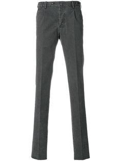 брюки чинос кроя супер слим Pt01