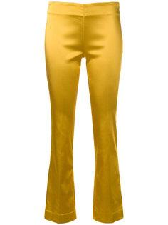 укороченные брюки Mirtillo Meme