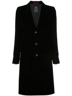 приталенное пальто на пуговицах Loveless