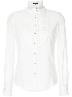 рубашка с оборками на груди Loveless