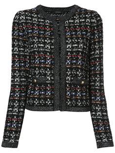 укороченный твидовый пиджак  Loveless