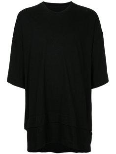 футболка мешковатого кроя Julius