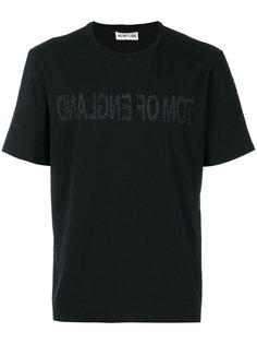футболка Tom of England Helmut Lang