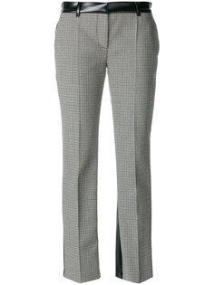 брюки с ломаную клетку  Philosophy Di Lorenzo Serafini