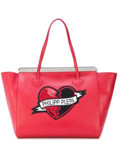 сумка-тоут Heart  Philipp Plein
