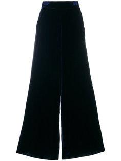 широкие текстурные брюки Aviù