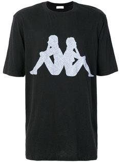 футболка с графическим принтом Faith Connexion