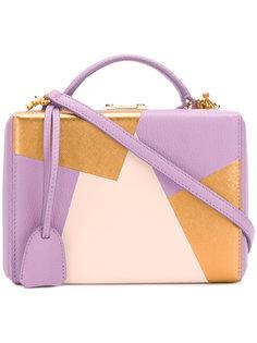 квадратная сумка Grace Mark Cross