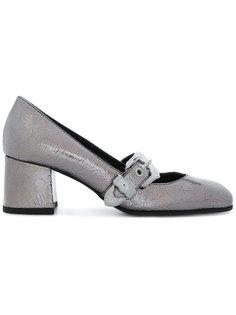 туфли-лодочки с пряжкой McQ Alexander McQueen