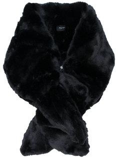 текстурный шарф Simone Rocha