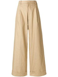 расклешенные брюки  Sofie Dhoore