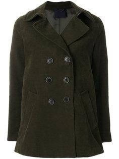 """куртка в стиле """"милитари"""" на пуговицах Aspesi"""
