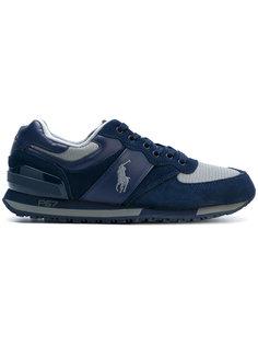 кроссовки с панельным дизайном Polo Ralph Lauren