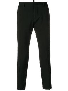 зауженные укороченные брюки  Dsquared2