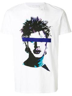 футболка с принтом 80s Neil Barrett