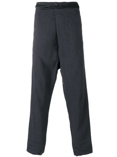 брюки стандартного кроя Transit