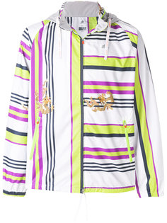 полосатая спортивная куртка  Adidas By Kolor