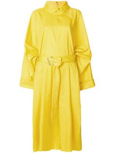 платье свободного кроя с ремнем Marquesalmeida