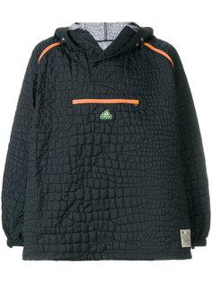 спортивная куртка с капюшоном Adidas By Kolor