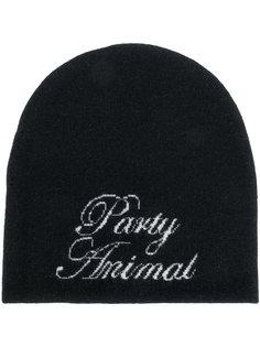 шапка-бини Party Animal Alexander Wang