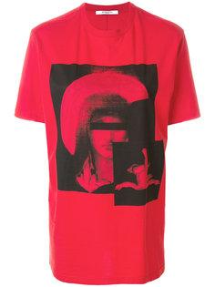 футболка с принтом Madonna Givenchy
