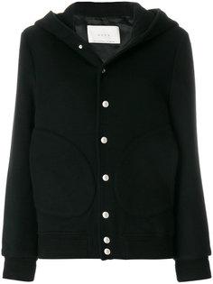 куртка на пуговицах  с капюшоном Alyx