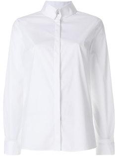 рубашка с отделкой на воротнике Fabiana Filippi