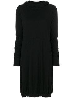 вязаное платье с капюшоном Poème Bohémien