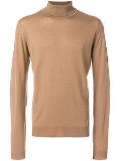 свитер с отворотной горловиной John Smedley