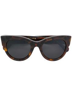 """классические солнцезащитные очки Noa с оправе """"кошачий глаз"""" Retrosuperfuture"""