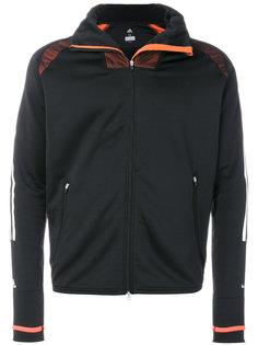 спортивная куртка на молнии Adidas By Kolor