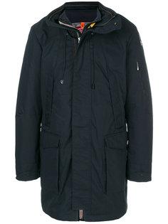 многослойное стеганое пальто Parajumpers