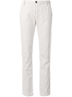укороченные вельветовые брюки Bellerose