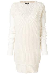 свитер с V-образным вырезом McQ Alexander McQueen
