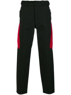 брюки с панельным дизайном Alexander Wang
