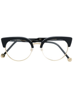 "очки в оправе ""кошачий глаз"" Retrosuperfuture"