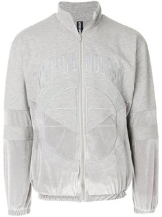 куртка на молнии с логотипом Astrid Andersen