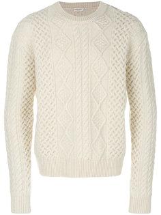 классический свитер Saint Laurent