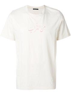 футболка Istanbul  Qasimi