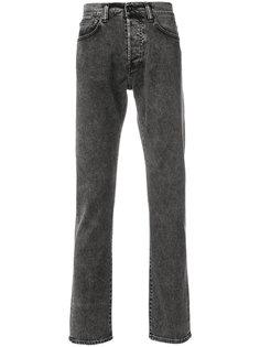 расклешенные джинсы Edwin