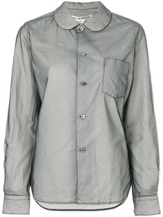 pocket detail shirt Comme Des Garçons