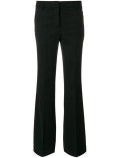 расклешенные брюки  Dondup