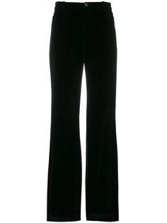 расклешенные брюки  Lanvin