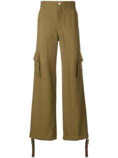 брюки карго Qasimi