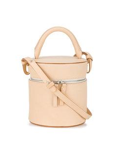 цилиндрическая сумка на плечо Building Block