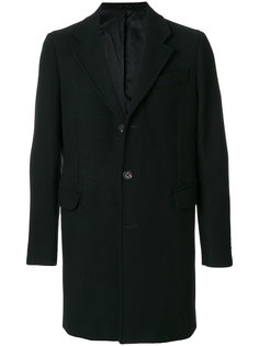 однобортное пальто Dondup