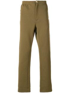 спортивные брюки прямого кроя Qasimi