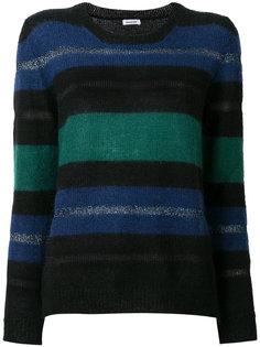 свитер с длинными рукавами в полоску P.A.R.O.S.H.