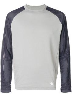свитер с круглым вырезом Hybrid  Adidas By Kolor