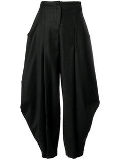 зауженные широкие брюки Ultràchic